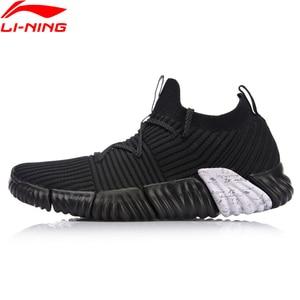 Image 4 - Li ning femmes RE FIT style de vie chaussures respirant Mono fil doublure Li Ning chaussures de Sport légères Fitness baskets AGLN068 YXB207