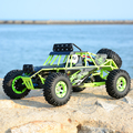 WL Toys 12428 RC Car 1/12 Scale 2.4G Electric 4WD Climbing car Remote Control Car 50KM/H High speed RC Car