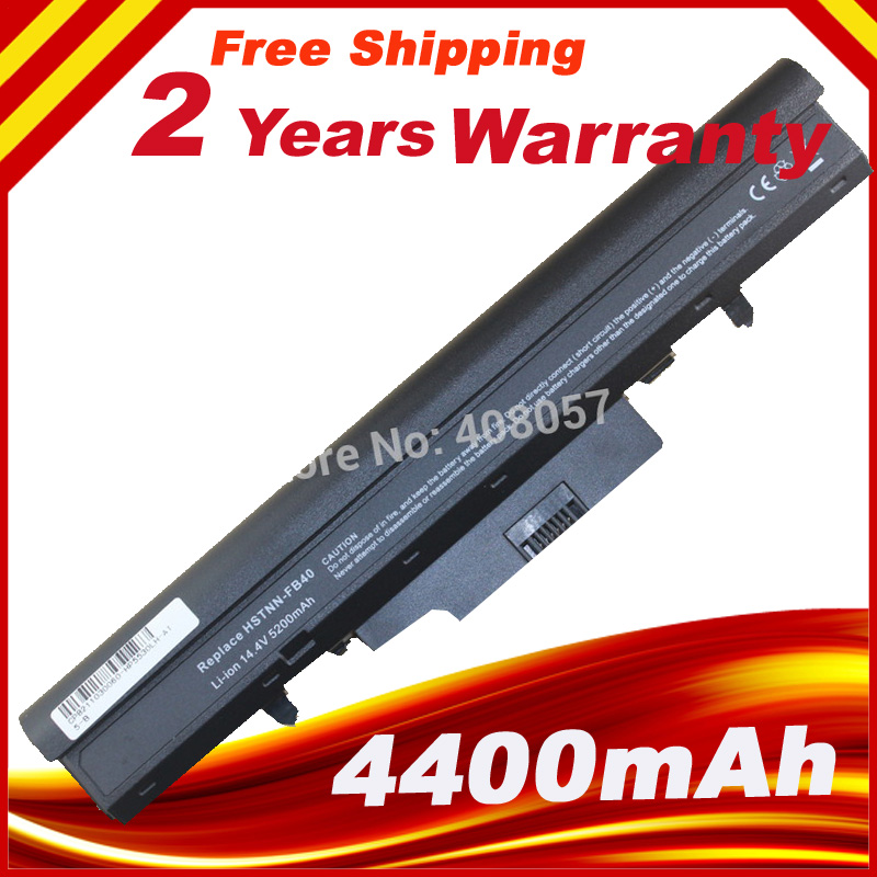14 4V 5200mAh 8 Cells Rechargeable Laptop font b Battery b font for HP 510 530