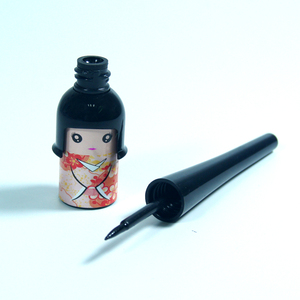 1pcs Waterproof liquid Eyeliner Eye Makeup Quick-drying Cool Eyeliner Hard and Soft Eye Liner for eyes Make up comestic tools