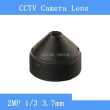 surveillance infrared camera HD 2MP pinhole lens 1/3 3.7mm M12 thread CCTV lens