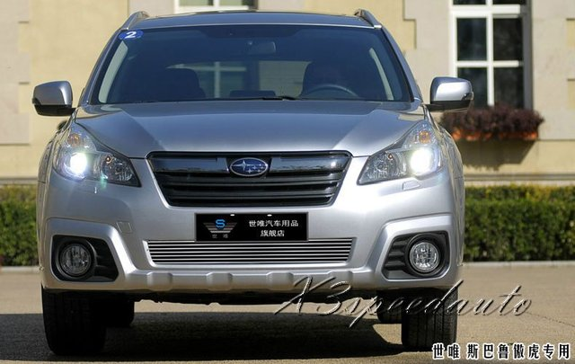 For Subaru Outback 2010 2011 2012 2013 Grill Grille Front Bottom