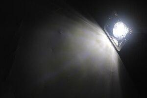 Image 4 - Luz LED blanca para navegación marina en yate, lámpara de señal cuadrada de acero inoxidable resistente al agua DC 12V