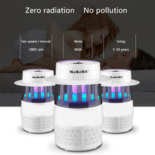 Mosquito Killer Electric Insect USB LED UV Trap Lamp Fly Bug Pest Control Bracelet Safe for Kids Home Outdoor Pest Reject19jul2(China)