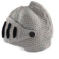 1PC Fashion Women Men Unisex Comfortable Knit Cotton Winter Warm Ski Beanie Wool Roman Knight Helmet Outdoor Cap 2016 New Hot
