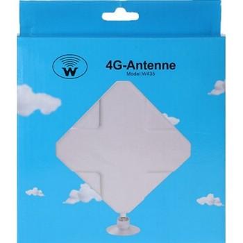цена на 35DBI 3G 4G LTE TS9 Antenna HUAWEI E398 E5372 E5375 E5786 with Base 1PCS With Tracking number