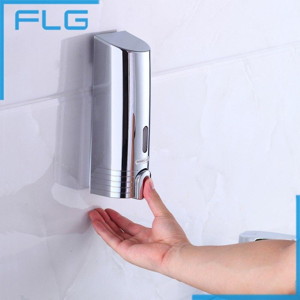 soap dispenser touch sanitizer hand washing liquid bottle dispenser wall mounted de savon - Hand Soap Dispenser