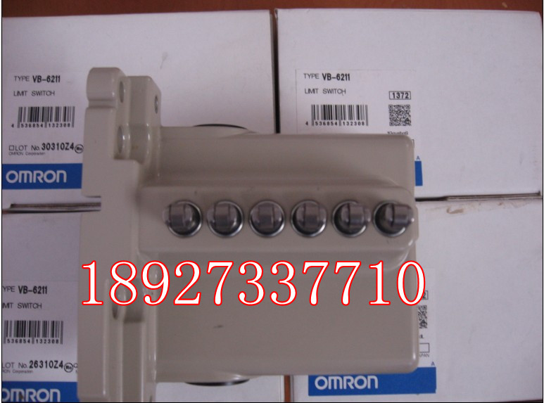 [ZOB] Supply of new original Omron omron limit switch VB-6211 factory outlets [zob] new original omron omron beam photoelectric switch e3jk tr12 c 2m 2pcs lot