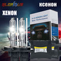 9005 Xenon HID Kit 55W H1 H3 H4 H7 H8 H9 H11 9005 HB3 9006 HB4 881 H27 lamp with slim HID ballast for car headlight xenon 9006