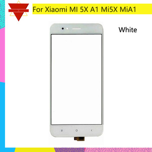 Image 3 - 10pcs\lot Original Mi 5X For Xiaomi Mi A1 5X Mi5X Touch Screen Sensor LCD Display Digitizer Front Outer Glass