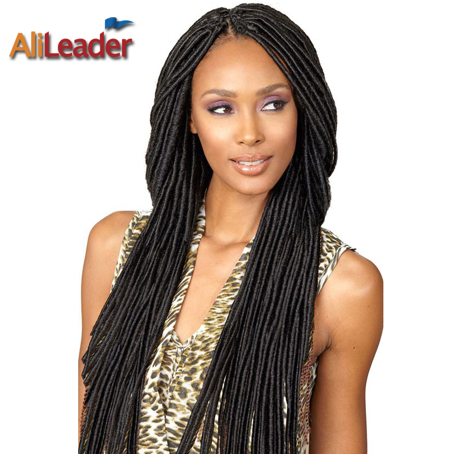 Best Deal Crochet Faux Locs Braid Hair 12Inch 18Inch ...