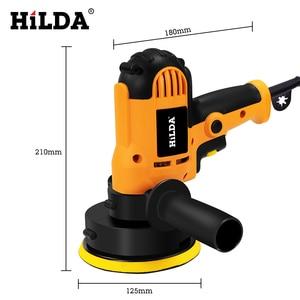 Image 3 - HILDA 700W voiture polisseuse Machine de polissage automatique vitesse réglable ponçage épilation outils voiture accessoires Powewr outils