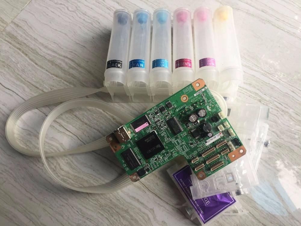 CA45 MAIN BOARD + CIS FOR EPSON L800 L801 R280 R285 R290 G860 A50 T50 T60 P50 original mainboard main board for epson l800 l801 r280 r285 r290 r330 a50 t50 t60 p50 printer formatter board