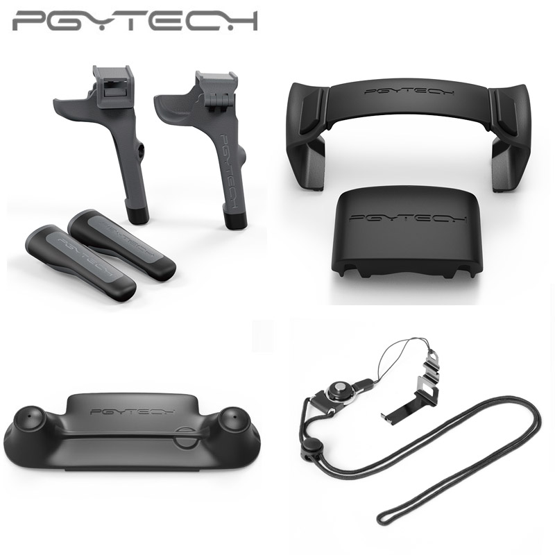pgytech-remote-control-stick-protector-propeller-holder-landing-gear-clasp-sling-for-dji-mavic-2-pro-zoom-accessories