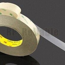 1 10 мм* 55 м* 0,13 мм 3 м 9495MP 200MP Клейкая прозрачная двусторонняя клейкая лента для светодиодной ленты, водонепроницаемая, высокотемпературная