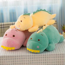 Creative Lovely Little Dinosaure Plush Toy Stuffed Animal Soft Plush Doll Send to Children & Friend Gift цены