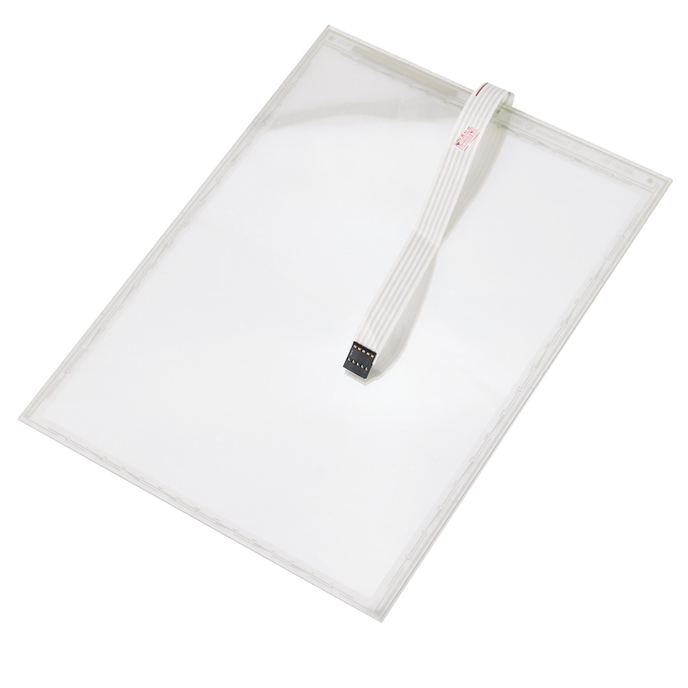 ФОТО 1PCS Original 6.4 inch For ELO P/N:E384322S CN-4W-FLT06.4-004-0H1-R Touch Screen Digitizer Panel Glass