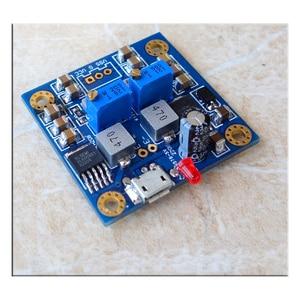 Image 3 - Hifi 저잡음 저 저항 단일 전압 포지티브 및 네거티브 전원 출력 dc12v regulated 레이트 된 전원 공급 장치 모듈