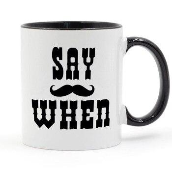 Di cuando Doc Holliday taza de café Taza de cerámica Color ASA Color dentro regalos 11oz