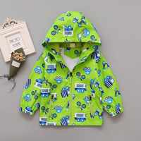 Boys Summer Jacket Sun Protective Clothing For Boy Children Outerwear Kids Cardigan Leisure Thin Hoodie Clothes