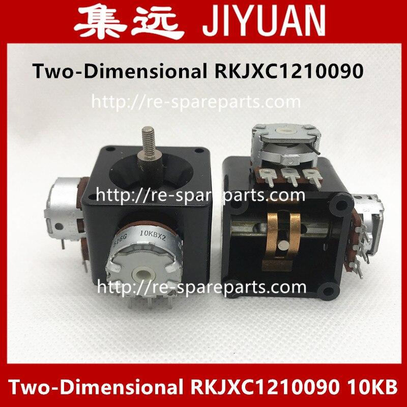 Two Dimensional RKJXC1210090 Potenciômetro Roqueiro Controlador Controle
