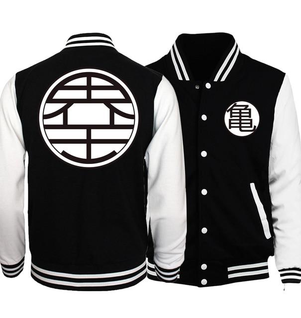 King Kai & Kame Symbol Baseball Jackets Uniform