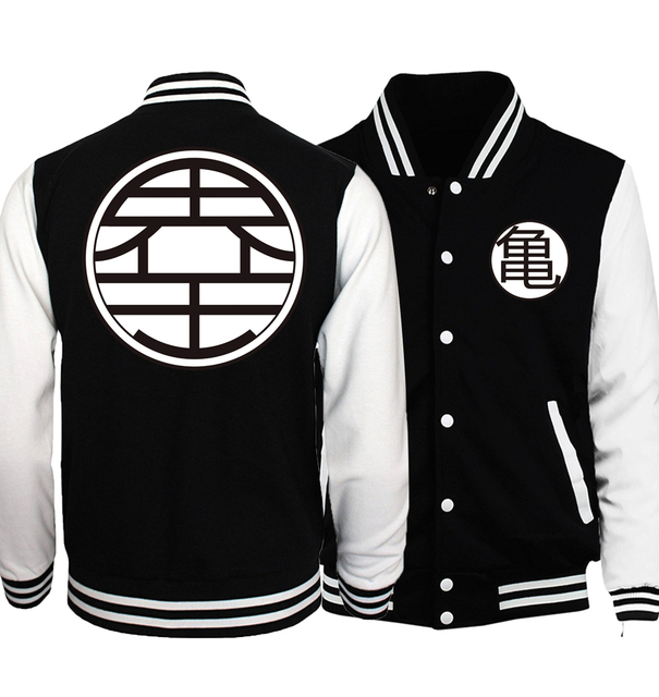 King Kai & Kame Symbol Baseball Jackets Uniform
