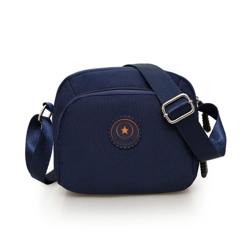 New Fashion Women Small Shoulder Bags Canvas Crossbody Travel Casual  Messenger Bag 2018