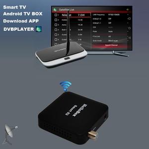 Image 3 - جهاز استقبال ذكي من Hellobox مزود بـ S2 مزود بقمر صناعي DVBS2 يدعم الهاتف المحمول/التلفزيون الذكي/صندوق تلفزيون يعمل بنظام الأندرويد يدعم CCCAM