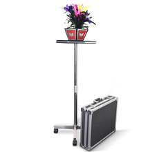 Vanishing Bouquet And Vase Magic Tricks Amazing Stage Magic Flower Disappearing Table Mentalism Funny Flower Magic for Magicians