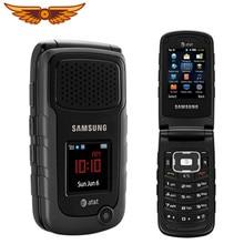 Оригинальный разблокированный сотовый телефон Samsung A847 2,2 дюйма 3G GSM 2 МП 1300 мАч только с французским испанским и английским языками Бесплатна...