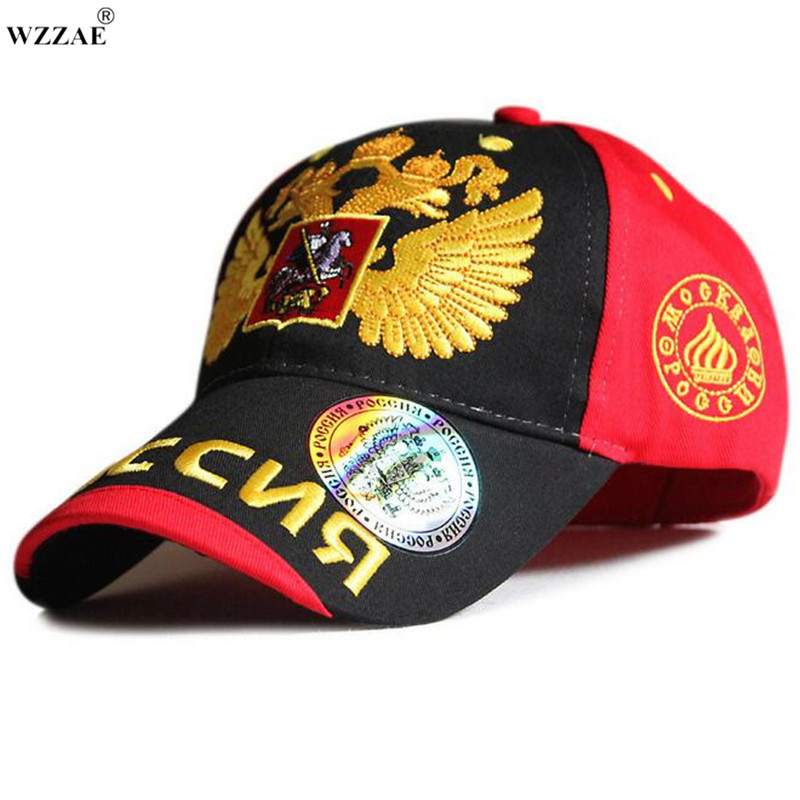 WZZAE 2018 New Fashion For Olympics Russia Sochi Bosco   Baseball     Cap   Snapback Hat Sunbonnet Brand Casual   Cap   Man Woman Hip Hop
