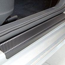 4 шт автомобильные протекторы для порог дверь универсальные