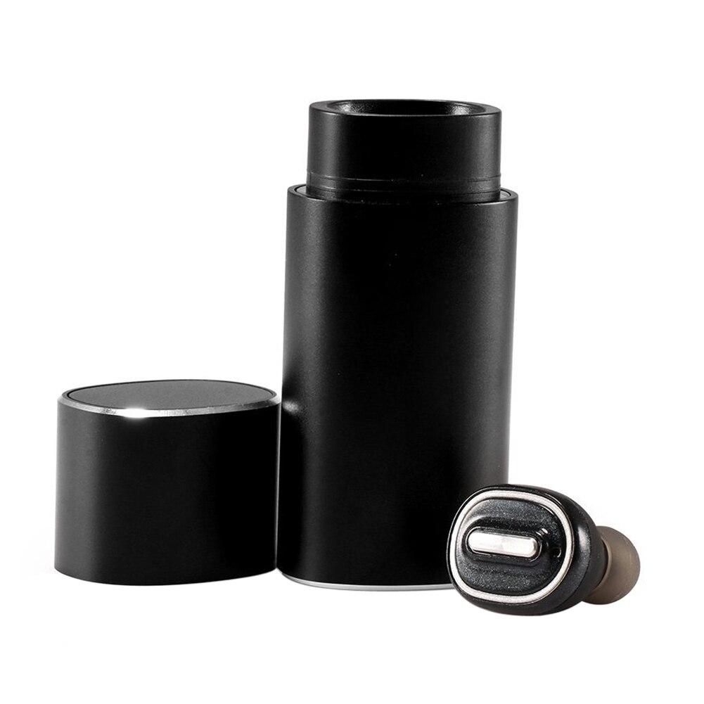 Impermeable Mini Bluetooth Auricular Estéreo Inalámbrico de Auriculares In-Ear A