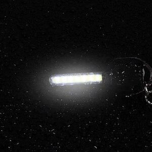 Image 5 - Coba mini LED flashlight Keychain light Portable key lanterna small torch 2 modes outdoor glare USB rechargeable
