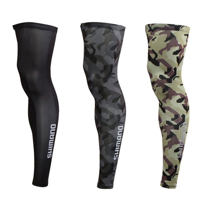 2018 NEW SHIMANO Fishing Legguards summer Ultrathin Breathable Sunscreen Anti mosquito Cold sensation SHIMANOS Free shipping2018 NEW SHIMANO Fishing Legguards summer Ultrathin Breathable Sunscreen Anti mosquito Cold sensation SHIMANOS Free shipping