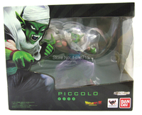 New Hot Comic Anime Dragon Ball Z Piccolo Bandai Zero 5.5 Figure Toys Original Box