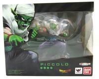 New Hot Comic Anime Dragon Ball Z Piccolo Bandai Zero 5.5 Figure Toys Original Box