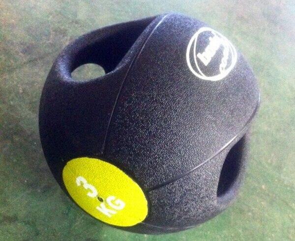 Corex Medicine Ball 4kg Yellow