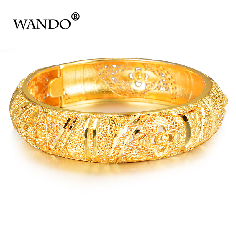 WANDO-4-unids-lote-joyer-a-de-la-boda-para-las-mujeres-pulseras-de-oro-Color (5)