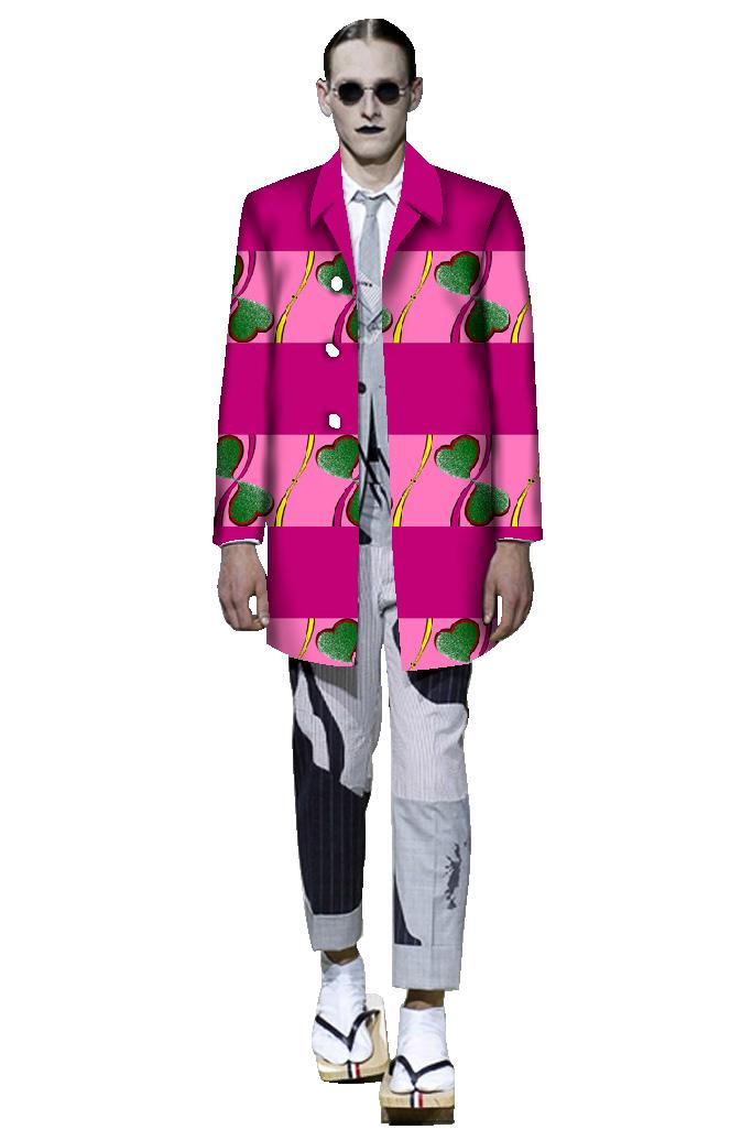 76ff89094939 Mens African Clothing Dashiki Men Print Fashion Men Blazer Men Brand  Clothing Men African Clothes Long Suit Coats BRW WYN114-in Blazers from  Men s Clothing ...