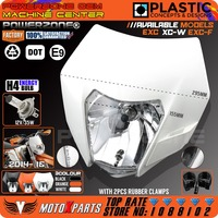 2015 Motorcycle Dirt Bike Motocross Supermoto Universal New Version Headlight KTM SX EXC XCF SXF SMR
