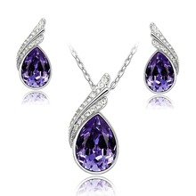 Jewelry Sets For Women Fashion Bridal Wedding Necklace Set