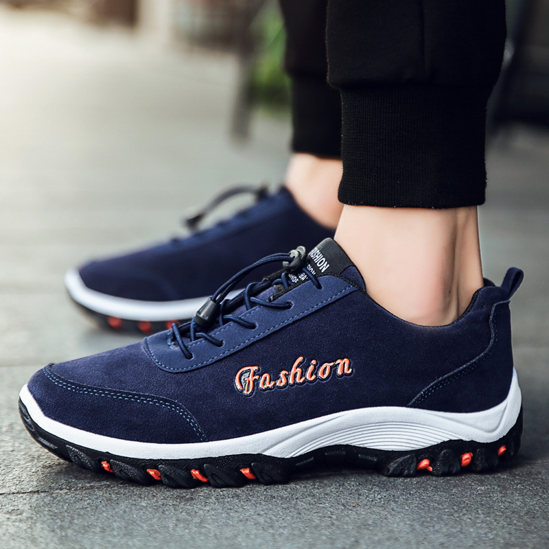 2018 LOTTIEHOLLY Brand New Spring Autumn Men Casual Sneakers Men - Men's Shoes - Photo 5