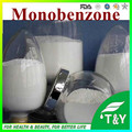 Melhor preço baixo grau Farmacêutico monobenzona pó 99% 400g