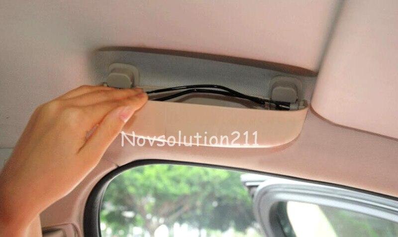 d5125af5dc7f5 Cinza Bege Cor Inner Frente Titular Óculos De Sol Caso Caixa Para Land Rover  Freelander 2 2008 2009 2010 2011 2012 2013 2014
