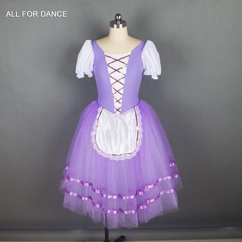 New Giselle Ballet Tutu Romantic Dance Costume Girl & women ballet costume ballerina dance costume dance tutu