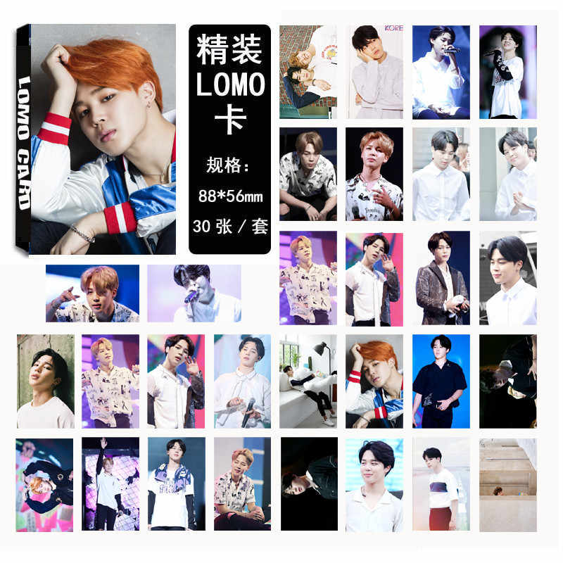KPOP Bangtan Boys альбом вечной молодости LOMO Cards k-pop Новая мода самодельная бумага фото карта HD Фотокарта Бесплатная доставка