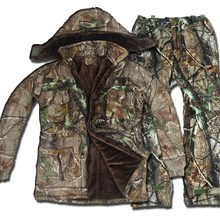 Suits Jacket Multicam-Sets Hunting-Clothes Sniper Airsoft Camouflage Pants Bionics Tactical
