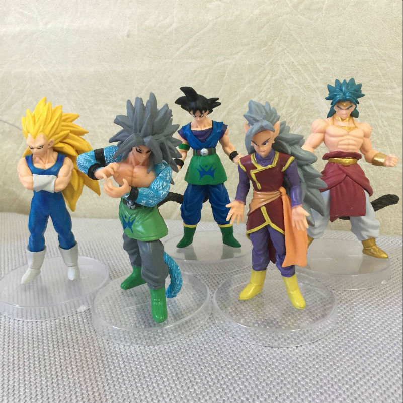 Toys For 15 00 For Boys : Dragon ball toys for boys anime action figure lps